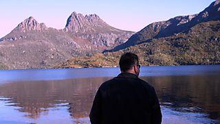 Cradle mt. & dove lake