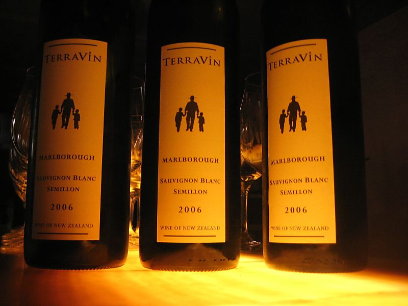 TerraVin Trio