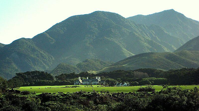 Wharekauhau Estate