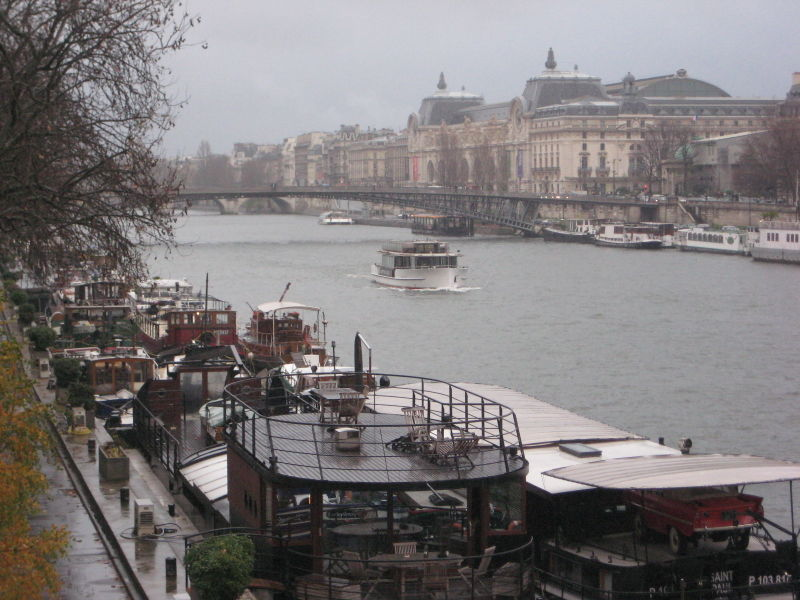 Seine River, Paris