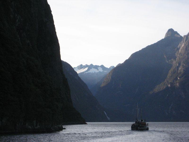 Milford fjordland, NZ