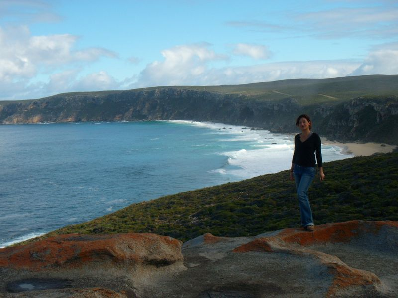 Marion @ Remarkable Rocks