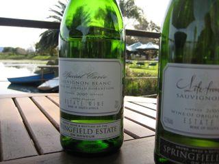 Sauvignon Blanc @ Springfield