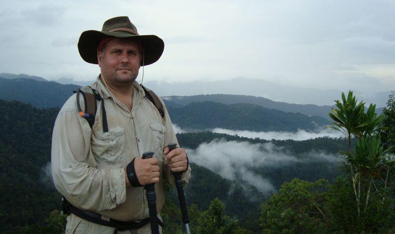 On Brigade Hill
