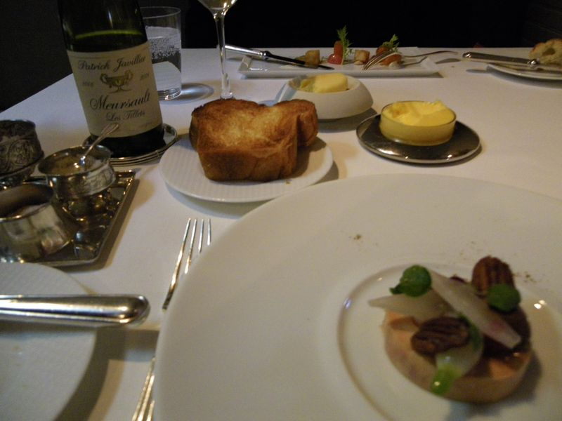 Foie torchon-french laundry