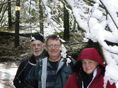 Jamsheed, Greg, Nicole