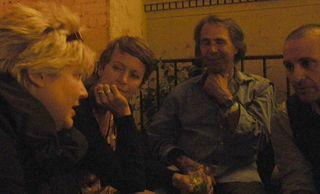 Nicole,Alex,Duncan @ Siglo